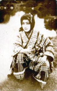 太秦時代の母